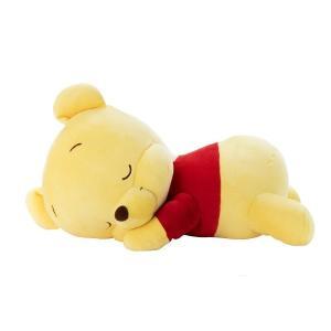 """幸せそうな""""すやすや""""と寝ている姿がキュートなぬいぐるみ「すやすやフレンド」シリーズに、くまのプーさ..."""