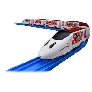 ミッキーマウスのスクリーンデビュー90周年を記念し、特別な装飾を施した九州新幹線に第2弾デザインが登...