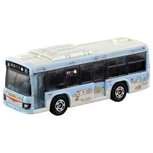 トミカ No.112 いすゞ エルガ すみっコぐらし×臨港バス|toy-manoa