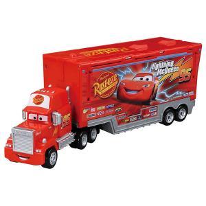 カーズ トミカ 整備トレーラーであそぼう!マック(カーズ1タイプ)|toy-manoa