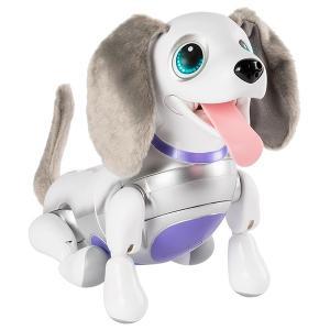 Hello! Zoomer ハロー!ズーマー ミニチュアダックス ホワイト   おもちゃ ロボット
