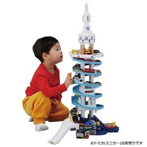 トミカ トミカワールド でっかく遊ぼう!DXトミカタワー