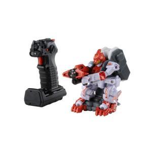超速銃撃ロボットホビー ガガンガン レッドイーグル|toy-manoa
