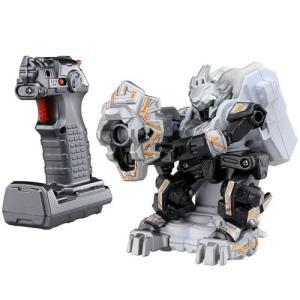 超速銃撃ロボットホビー ガガンガン ギガショットレオ|toy-manoa