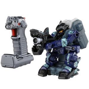 超速銃撃ロボットホビー ガガンガン ビートシャーク|toy-manoa