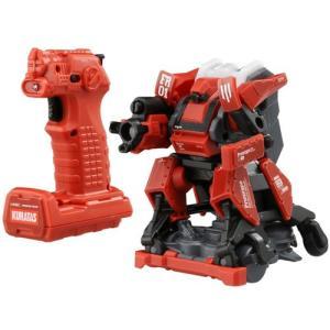 超速銃撃ロボットホビー ガガンガン 水道橋重工 人型四脚陸戦型トイロボット レッドクラタスモデル|toy-manoa