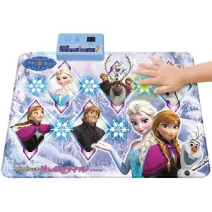 アナと雪の女王 リズムでタッチ♪ミュージックマット|toy-manoa
