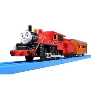 プラレールトーマス ぼくもだいすき!たのしい列車シリーズ 大井川鉄道きかんしゃジェームス号|toy-manoa