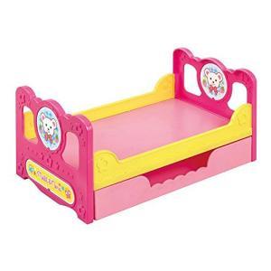 メルちゃん なかよしパーツ おかたづけもできちゃう! いっしょにおねんねベッド|toy-manoa