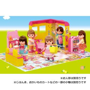 メルちゃん なかよしパーツ みんなでいこうよ!おかいものスーパーマーケット|toy-manoa