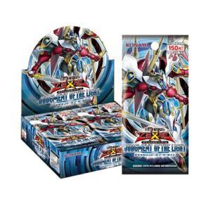 遊戯王ゼアルOCG ジャッジメント・オブ・ザ・ライト【BOX販売】|toy-manoa