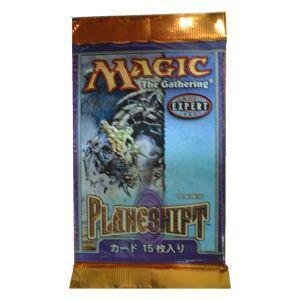 マジック:ザ・ギャザリング 日本語版 プレーンシフト ブースターパック 【1パック単位】|toy-manoa
