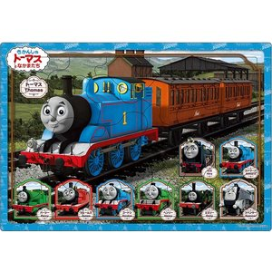 ピクチュアパズル APO-26-238 きかんしゃトーマス トーマスときゃくしゃ 30ピース