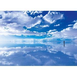 商品名:EPO-05-093 風景 天空の鏡ウユニ塩湖−ボリビア 500ピース サイズ:38×53c...