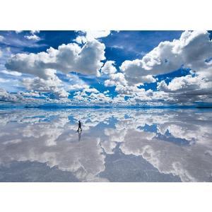 商品名:EPO-21-514 風景 ウユニ塩湖−ボリビア 3000ピース サイズ:73×102cm ...
