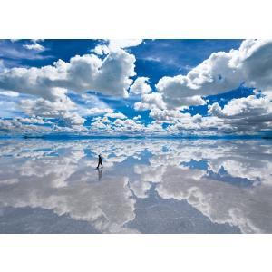 商品名:EPO-54-011 風景 ウユニ塩湖−ボリビア 2000ピース サイズ:38×53cm 品...