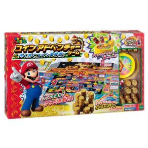 おもちゃ EPT-06382 スーパーマリオ コインアドベンチャーゲーム ざくざくコイン争奪戦!