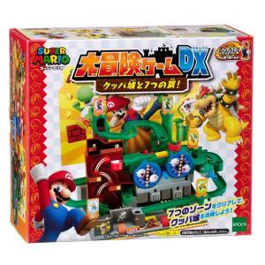 おもちゃ EPT-06394 スーパーマリオ 大冒険ゲームDX クッパ城と7つの罠!