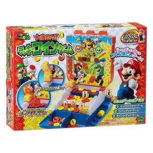 おもちゃ EPT-06891 スーパーマリオ 大当たり!ラッキーコインゲーム