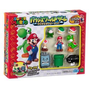 おもちゃ EPT-07270 スーパーマリオ バランスワールドゲーム マリオ&ヨッシー|toy-shop