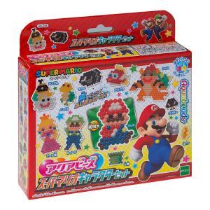 おもちゃ AQ-234 アクアビーズ スーパーマリオキャラクターセット 【あすつく】 [CP-AQ]|toy-shop