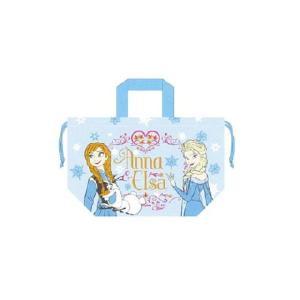 【メール便OK!】【特価15%OFF!】 ディズニー アナと雪の女王 巾着お弁当袋 toy-time
