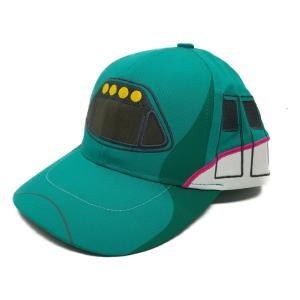 新幹線 帽子E5系はやぶさ 約53cm〜56cm調節可能 送料無料・沖縄・一部離島は除く 同梱可能 新幹線・鉄道グッズ プラレール好きにも|toy-time