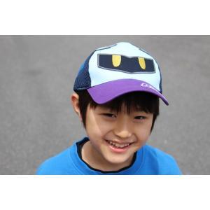 【送料無料】星のカービィ メタナイト 帽子(メッシュキャップ)約53cm〜56cm 調節可能 toy-time
