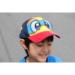 【送料無料】星のカービィ デデデ大王 帽子(メッシュキャップ)約53cm〜56cm 調節可能 toy-time