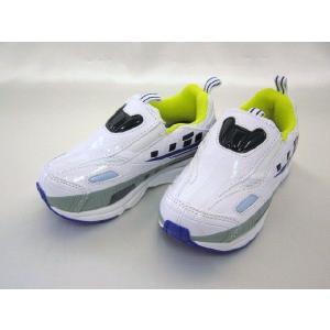 【送料無料・沖縄・一部離島は除く】プラレール スニーカー (靴) N700系新幹線  同梱可能 電車型の運動靴 スリッポンタイプ|toy-time