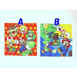 【メール便OK!】【特価30%OFF!】 スーパーマリオ ランチクロス(ナフキン)(全2種) toy-time