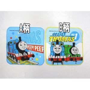 【メール便OK!】 機関車トーマス (トーマスNO.1) ミニタオル(単品)|toy-time