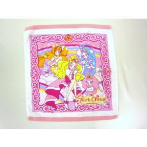 【メール便OK!】【特価15%OFF!】 GO!プリンセスプリキュア ハンドタオル|toy-time