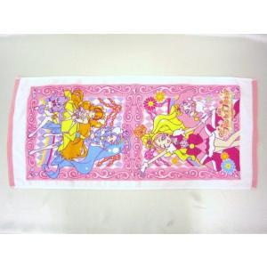 【メール便OK!】【特価15%OFF!】 GO!プリンセスプリキュア  フェイスタオル|toy-time