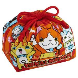【メール便OK!】【特価35%OFF!】 妖怪ウォッチ 巾着お弁当袋 toy-time