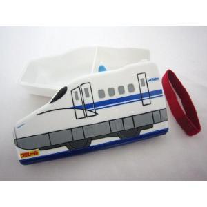 【特価30%OFF】プラレール(N700系新幹線型) ダイカットランチボックス|toy-time