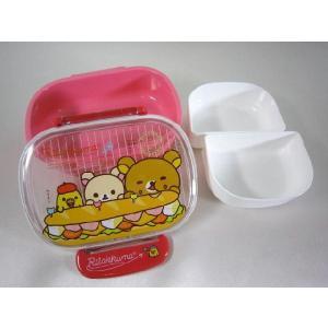 リラックマ (ボンジュール) お弁当箱(360ml)|toy-time