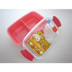 リラックマ (ボンジュール) お弁当箱(500ml)|toy-time