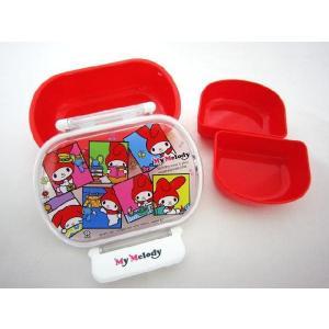 【サンリオ】マイメロディ (1週間柄) 食洗機対応お弁当箱360ml|toy-time