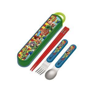 【特価30%OFF!】ディズニー トイストーリー 食洗機対応 スライド式スリムトリオセット|toy-time
