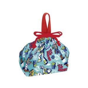 【メール便OK!】【特価30%OFF!】 ディズニー トイストーリー 巾着お弁当袋 toy-time
