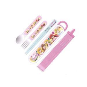 【特価30%OFF!】ディズニープリンセス 食洗機対応 スライド式スリムトリオセット|toy-time