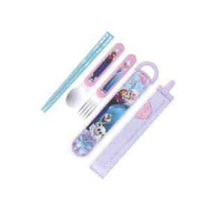 【特価30%OFF!】ディズニー アナと雪の女王 食洗機対応 スライド式スリムトリオセット|toy-time