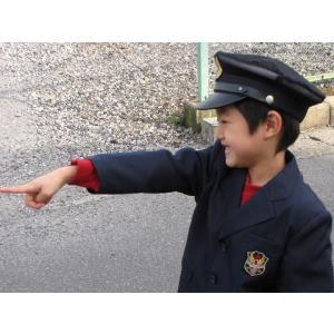 鉄道キッズ 車掌&運転士 帽子 【電車ごっこ・ハロウィンにも!】【車掌コスプレ】|toy-time|03