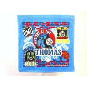 【メール便OK!】 機関車トーマス (トレインメイト) ハンドタオル|toy-time