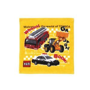 【メール便OK!】 トミカ (フェイバリットカーズ) ウォッシュタオル|toy-time