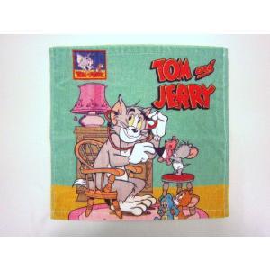 【メール便OK!】 トムとジェリー (ドクタートム) ウォッシュタオル|toy-time