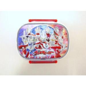 【特価25%OFF!】ウルトラヒーロー(ギンガ入り柄) お弁当箱(360ml・中子付) toy-time