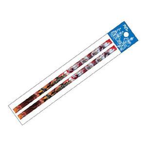 【メール便OK!】 【特価12%OFF!】 ウルトラヒーロー(ギンガ入り柄) 赤鉛筆2本組  toy-time