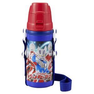 送料無料 ウルトラヒーローズ 保冷専用 ダイレクト ステンレスボトル toy-time
